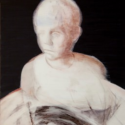 About a Boy, oil on panel, 105x95 cm, 2011